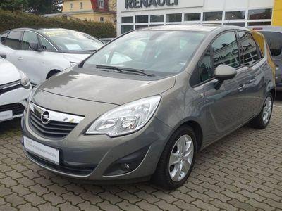 gebraucht Opel Meriva B 1.4 Turbo Design Edition Klima*Navi*SHZ