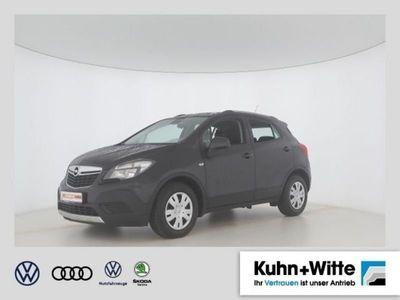 gebraucht Opel Mokka 1.6 Selection *Klima,GRA*