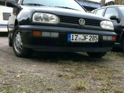 used VW Golf III