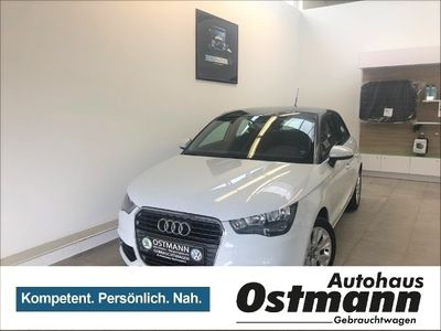 gebraucht Audi A1 Sportback Ambition KLIMA ALU