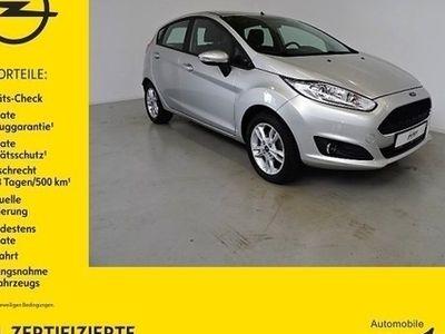 gebraucht Ford Fiesta 1.0 SYNC Edition (BDK) Klima/MF-Lenkrad