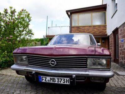 gebraucht Opel Admiral B 2,8H
