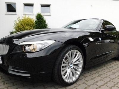 gebraucht BMW Z4 Leder Rot+Xenon+Memory+Distronic+Sitzh. SHD
