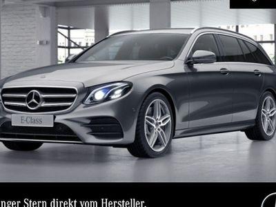 gebraucht Mercedes E350 T 4M AMG WideScreen Multibeam Burmester 9G