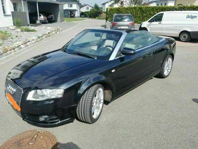 gebraucht Audi A4 Cabriolet 2.0 TFSI, TÜV NEU,KD neu