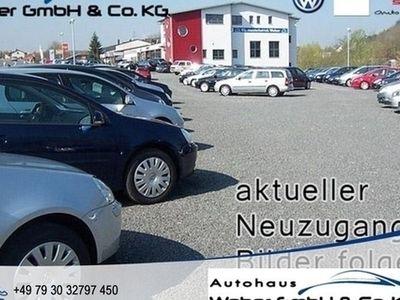 gebraucht VW Touran 1.2 TSI *Trendline*7-Sitzer*Einparkhilfe*Navi*Lendenwirbelstütze*