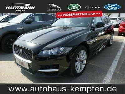 gebraucht Jaguar XF Sportbrake 20d R-Sport AWD EURO 6d-TEMP Navi als Kombi in Kempten