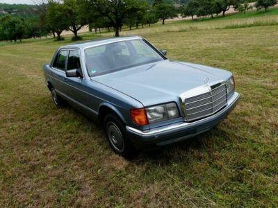 używany Mercedes 260 W126 S-Klasse