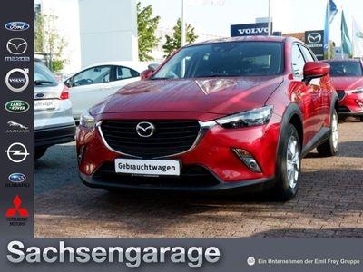 gebraucht Mazda CX-3 SKYACTIV-D 105 FWD Exclusive-Line Sitzhzg. v