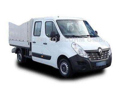 gebraucht Renault Master 35 125 dCi DOKA PLANE TELEFON KLIMA