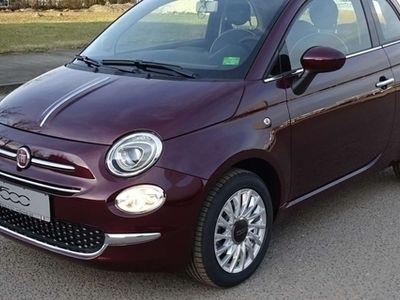 gebraucht Fiat 500 1.2 8V Lounge Automatik Klima Connect Paket