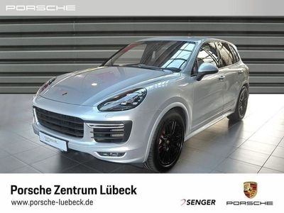 used Porsche Cayenne GTS Luftfederung Memory-Paket Rückfahrk.