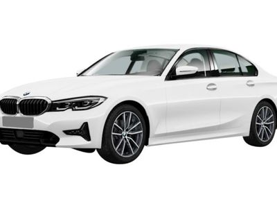 gebraucht BMW 320 320 d Limousine Sport Line HiFi DAB LED Shz
