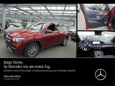 gebraucht Mercedes GLE350 d 4M PDC,LED,Distronic,360°,AHK,Memory