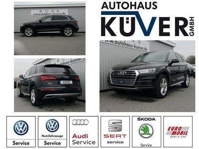 gebraucht Audi Q5 2,0 TDI Quattro Sport S-Tronic S-Line AHK