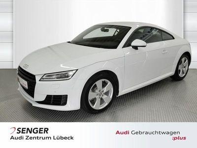 gebraucht Audi TT Coupé 1.8 TFSI Xenon Klimaautomatik