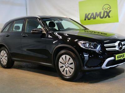 gebraucht Mercedes 220 GLC9G-Tronic 4-Matic EU6 +Navi +Touchpad +Tank vergrößert +Aktiver Park-Assist.