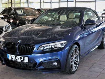 gebraucht BMW 230 i Cabrio xDrive M Sportpaket/LED/SHZ/LHZ/TOP