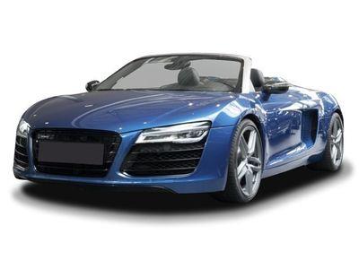 Audi R8 Spyder Individuallack BuO Carbon