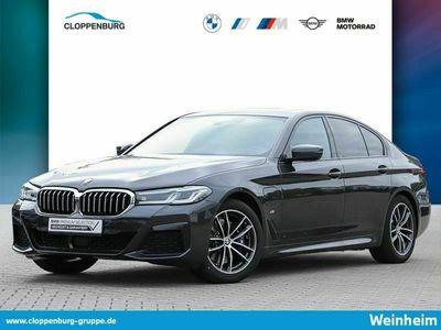 gebraucht BMW 530 e xDrive Limousine M Sportpaket Head-Up HiFi
