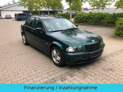gebraucht BMW 316 316 Baureihe 3 Lim. i Autogas (LPG),TÜV 03/2022