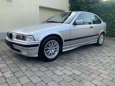gebraucht BMW 323 Compact 3er Exclusiv Edition/M-Paket/1.Hand
