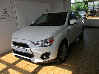 used Mitsubishi ASX 1.6 MIVEC 2WD