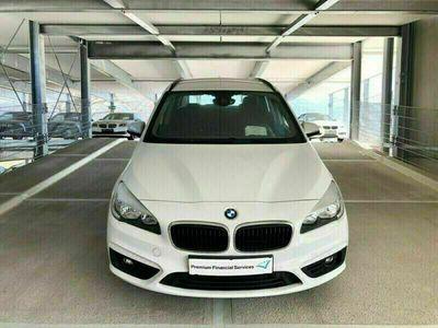 gebraucht BMW 214 Gran Tourer d Advantage Navi/Klima/Kamera
