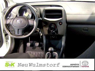 gebraucht Toyota Aygo 5-trg. X Business-Paket