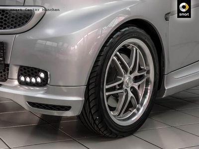 gebraucht Smart ForTwo Coupé 75kW BRABUS Xclusive NAVI LEDER SURRO (Klima