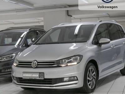 gebraucht VW Touran 1.6 TDI BMT Sound NAVI Tempomat mit ACC PDC