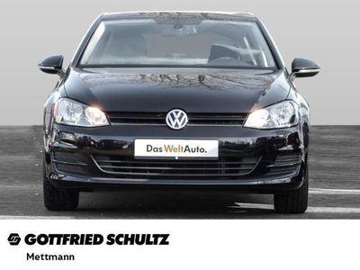 gebraucht VW Golf VII 1,6 TDI BMT Comfortline Sitzheizung Par