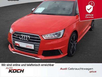 gebraucht Audi S1 2.0 TFSI q., Navi plus, Komfortschl