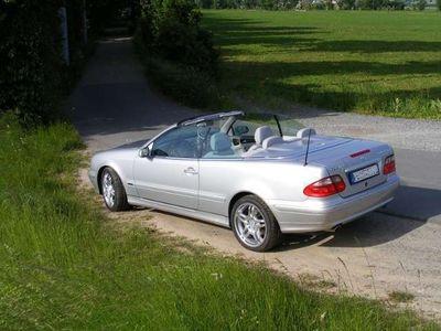 gebraucht Mercedes CLK230 Cabrio Kompressor Avantgarde final edition