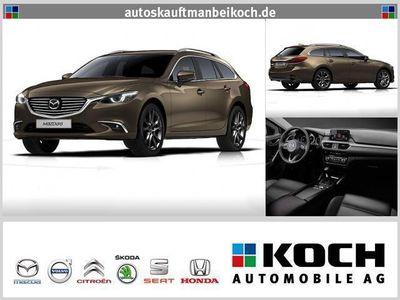 gebraucht Mazda 6 SKY-D 175 FWD 6AG NAKAMAINT LEDER ACC GSD top