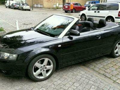 gebraucht Audi A4 Cabriolet Automatik,TÜV NEU,Ohne Mäng...