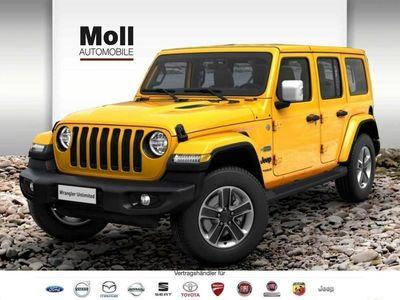 gebraucht Jeep Wrangler Wrangler JL MY19 Sahara Unlimited 2.2l CRDISahara