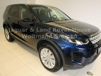 gebraucht Land Rover Discovery Sport D150 AWD Automatik SE