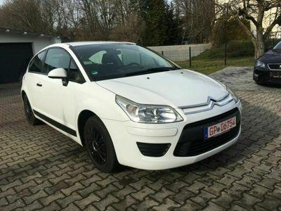 gebraucht Citroën C4 *Coupe Advance*