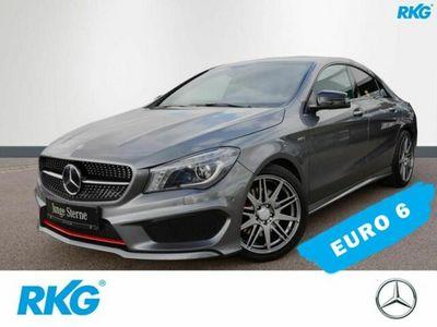 gebraucht Mercedes CLA250 Sport 4M AMG*Harman*Comand*Distronic*PDC