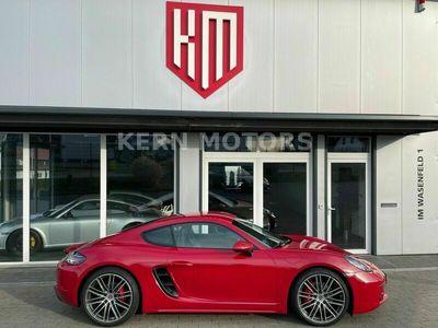 gebraucht Porsche 718 Cayman S Approved Garantie 2022