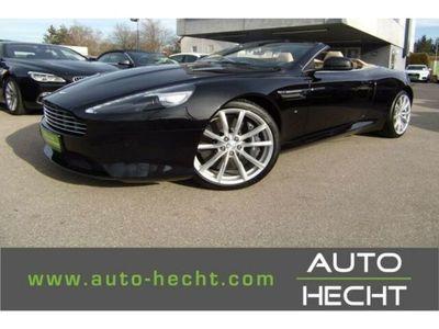 gebraucht Aston Martin DB9 GT Volante 6,0 V12, 1.Hand, Kamera, DAB