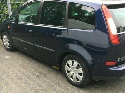 gebraucht Ford C-MAX 1.6 Benzin Euro 4 mit tüv...