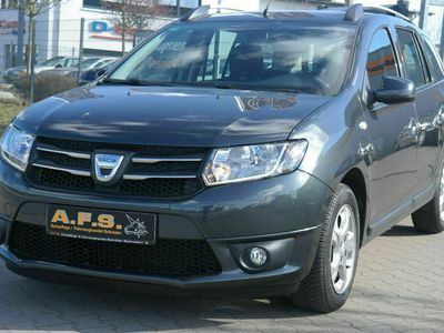 gebraucht Dacia Logan II MCV Prestige Automatik Klima 1. Hand