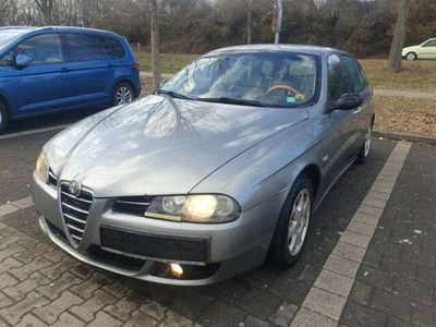 gebraucht Alfa Romeo 156 1.9 JTDM 16V Distinctive*6 Gang