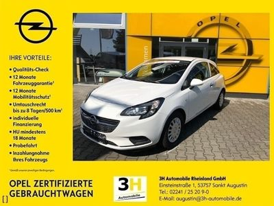 gebraucht Opel Corsa 1.2 Sezlection*Allwetter*Klima*