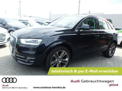gebraucht Audi Q3 2.0 TFSI quattro S tronic *XENON+*PDC*SHZ*