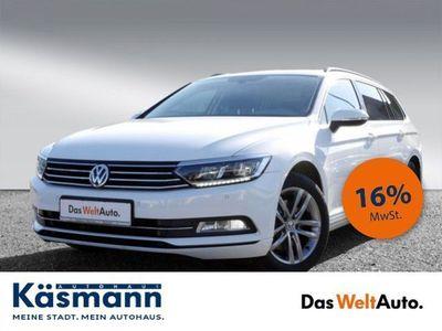 gebraucht VW Passat Variant Comfortline 2.0 TDI LED*Navi*AHK