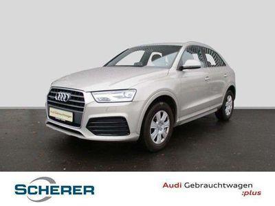 gebraucht Audi Q3 2,0 TDI, NAVI, SPORT, XENON, PDC