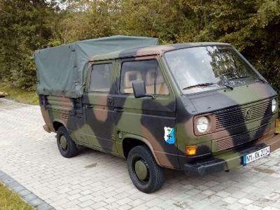 gebraucht VW T3 Bundeswehr